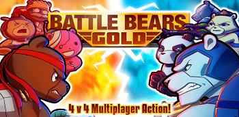 Скачать бесплатно игры для телефона, Скачать Battle Bears Gold