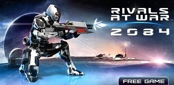 Скачать бесплатно игры для телефона, Скачать Rivals at War: 2084