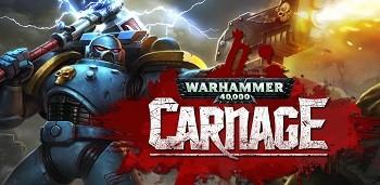 Скачать бесплатно игры для телефона, Скачать Warhammer 40,000: Carnage