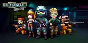 Скачать бесплатно игры для телефона, Скачать Little Gunfight: Counter-terror