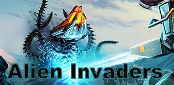 Скачать бесплатно игры для телефона, Скачать Alien Invaders