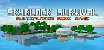 Скачать бесплатно игры для телефона, Скачать Skyblock Survival