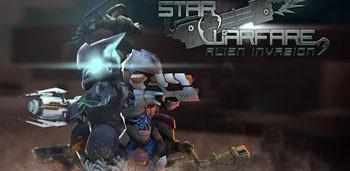 Скачать бесплатно игры для телефона, Скачать Star Warfare:Alien Invasion