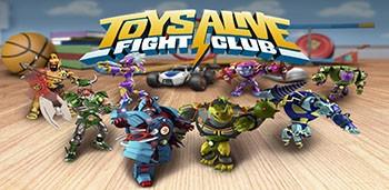Скачать бесплатно игры для телефона, Скачать Toys Alive: Fight Club