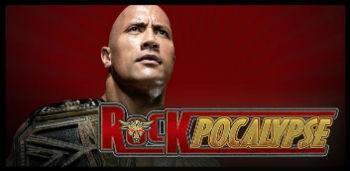 Скачать бесплатно игры для телефона, Скачать WWE Presents: Rockpocalypse