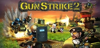 Скачать бесплатно игры для телефона, Скачать Gun Strike 2