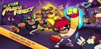 Скачать бесплатно игры для телефона, Скачать Big Action Mega Fight