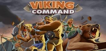 Скачать бесплатно игры для телефона, Скачать Viking Command