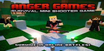Скачать бесплатно игры для телефона, Скачать Anger Games - hunger survival