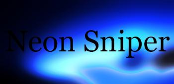 Скачать бесплатно игры для телефона, Скачать Neon Sniper