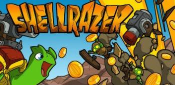 Скачать бесплатно игры для телефона, Скачать Shellrazer