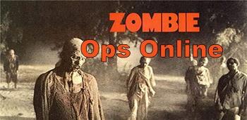 Скачать бесплатно игры для телефона, Скачать Zombie Ops Online