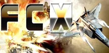 Скачать бесплатно игры для телефона, Скачать Fractal Combat X