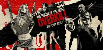 Скачать бесплатно игры для телефона, Скачать House of the Dead Overkill: LR
