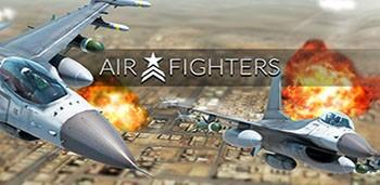 Скачать бесплатно игры для телефона, Скачать AirFighters Pro
