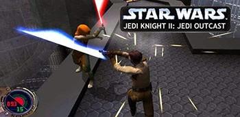 Скачать бесплатно игры для телефона, Скачать Jedi Knight II Touch