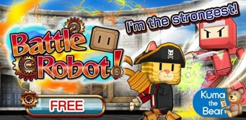 Скачать бесплатно игры для телефона, Скачать Battle Robots